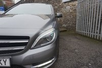 USED 2012 12 MERCEDES-BENZ B CLASS 1.8 B180 CDI BLUEEFFICIENCY SPORT 5d 109 BHP