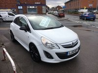 USED 2012 12 VAUXHALL CORSA 1.2 LIMITED EDITION 3d 83 BHP *** 12 MONTHS WARRANTY! ***