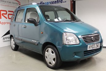 View our SUZUKI WAGON R