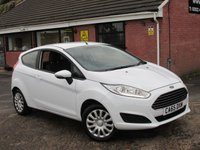 2015 FORD FIESTA 1.2 STYLE 3dr (ONE OWNER / FORD SERVICE HISTORY) £5790.00