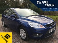 USED 2009 59 FORD FOCUS 1.6 ECONETIC TDCI 5d 109 BHP