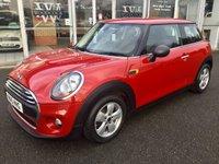2015 MINI HATCH ONE 1.2 ONE 3DR 101 BHP £8850.00