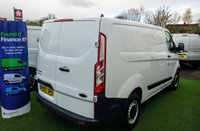 USED 2017 67 FORD TRANSIT CUSTOM 2.0 270 LR P/V 1d 104 BHP *SECURITY LOCKS*
