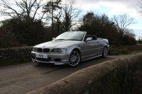 2004 BMW 3 SERIES 3.0 330CI SPORT 2d 228 BHP(FREE 2 YEAR WARRANTY) £4000.00