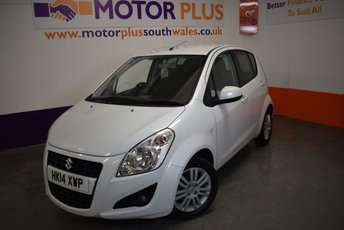 View our SUZUKI SPLASH