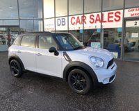 2012 MINI COUNTRYMAN 2.0 COOPER SD 5d 141 BHP £7995.00