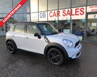 USED 2012 12 MINI COUNTRYMAN 2.0 COOPER SD 5d 141 BHP NO DEPOSIT AVAILABLE, DRIVE AWAY TODAY!!