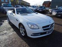 2015 MERCEDES-BENZ SLK 2.1 SLK 250 D 2d AUTO 201 BHP £13990.00