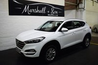 USED 2016 66 HYUNDAI TUCSON 1.7 CRDI SE NAV BLUE DRIVE 5d 114 BHP BEST VALUE 66 PLATE IN UK - IMMACULATE CONDITION
