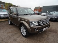 2014 LAND ROVER DISCOVERY 3.0 SDV6 HSE 5d AUTO 255 BHP £18490.00