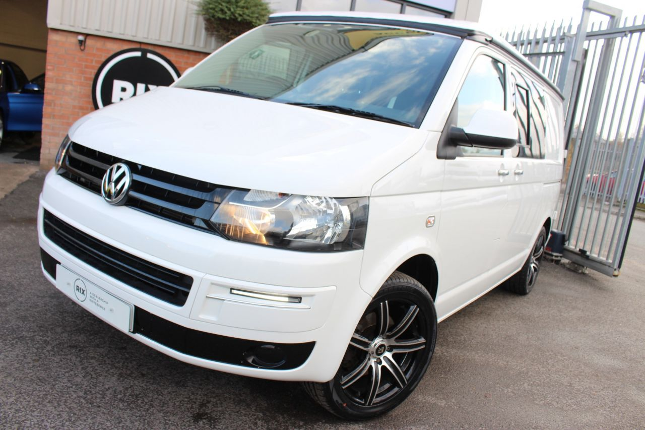 Used VOLKSWAGEN TRANSPORTER for sale