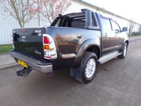 USED 2007 07 TOYOTA HI-LUX 3.0 4X4 D-4D D/C 1d 169 BHP DIESEL AUTOMATIC 70,000 MILES PART EXCHANGE AVAILABLE / ALL CARDS / FINANCE AVAILABLE