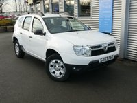 2013 DACIA DUSTER 1.5 AMBIANCE DCI 5d 107 BHP £6480.00