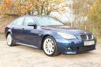 2007 BMW 5 SERIES 3.0 530D AC 4d AUTO 232 BHP £4950.00