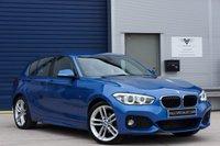 USED 2015 65 BMW 1 SERIES 2.0 118D M SPORT 5dr (SAT NAV)