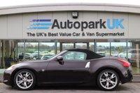 2011 NISSAN 370Z 3.7 V6 GT 3d 328 BHP £12395.00
