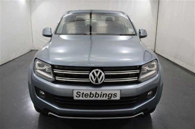 VOLKSWAGEN AMAROK at Stebbings