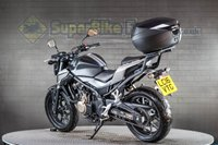 USED 2016 16 HONDA CB500 FA-G  GOOD & BAD CREDIT ACCEPTED, OVER 500+ BIKES IN STOCK