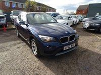 2012 BMW X1 2.0 XDRIVE18D SE 5d AUTO 141 BHP £10490.00