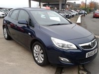 2010 VAUXHALL ASTRA 1.7 EXCLUSIV CDTI 5d 108 BHP £SOLD