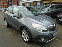USED 2013 63 VAUXHALL MOKKA 1.7 EXCLUSIV CDTI 5d AUTO 128 BHP LOW FINANCE RATES AVAILABLE