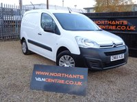 2015 CITROEN BERLINGO 1.6 625 ENTERPRISE L1 HDI 5d 75 BHP (NAV) £6990.00