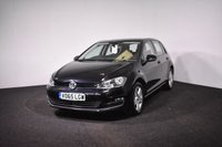 2015 VOLKSWAGEN GOLF 1.6 MATCH TDI BLUEMOTION TECHNOLOGY 5d 109 BHP £10500.00