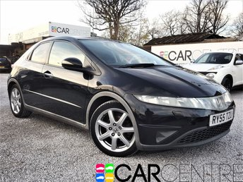View our 2006 55 HONDA CIVIC 1.8 SPORT I-VTEC 5d 139 BHP