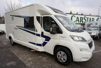 2017 SWIFT ESCAPE 695 2.3 130 BHP 6 BERTH ( ONLY 3000 MILES ! ) £44989.00