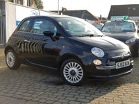 2012 FIAT 500 1.2 LOUNGE 3d 69 BHP £4700.00