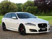 USED 2015 64 JAGUAR XF 3.0 D V6 S PORTFOLIO SPORTBRAKE 5d AUTO 275 BHP