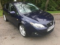 USED 2012 61 SEAT IBIZA 1.4 SPORTRIDER 5d 85 BHP