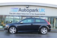 USED 2008 58 VOLVO C30 1.6 SPORT 3d 100 BHP LOW DEPOSIT OR NO DEPOSIT FINANCE AVAILABLE