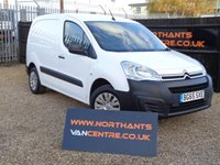 2015 CITROEN BERLINGO 1.6 625 ENTERPRISE L1 HDI 5d 75 BHP (NAV) £7690.00