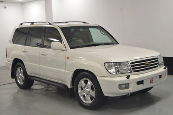 2000 TOYOTA LAND CRUISER AMAZON