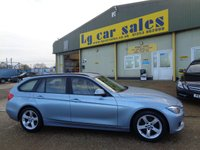 USED 2012 62 BMW 3 SERIES 2.0 320D SE TOURING 5d AUTO 181 BHP