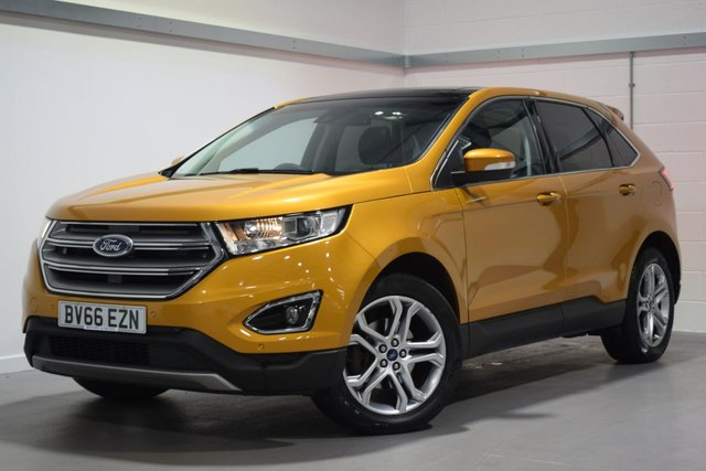 Used Ford Edge Cars In Nottingham