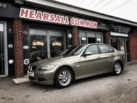 USED 2006 06 BMW 3 SERIES 2.0 320D ES 4d AUTO 161 BHP