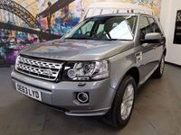 USED 2014 63 LAND ROVER FREELANDER 2.2 SD4 HSE 5d AUTO 190 BHP