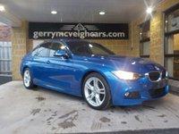 2015 BMW 3 SERIES 2.0 320D M SPORT 4d 181 BHP £13950.00