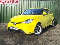 2015 MG 3 1.5 3 STYLE VTI-TECH 5d 106 BHP £5495.00