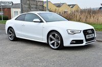 USED 2014 64 AUDI A5 A5 2.0 TFSI 225 Black Edition S Tronic Quattro 2dr