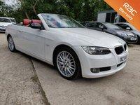USED 2008 BMW 3 SERIES 2.0 320I SE 2d 168 BHP