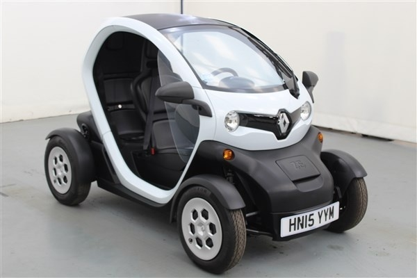 View our RENAULT TWIZY