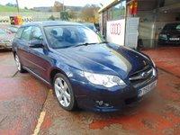 2009 SUBARU LEGACY 2.0 REN AWD 5d 165 BHP £5995.00
