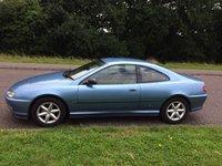 1999 PEUGEOT 406 2.9 V6 SE 2d 188 BHP £SOLD