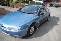 USED 1999 PEUGEOT 406 2.9 V6 SE 2d 188 BHP