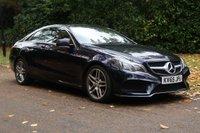 2015 MERCEDES-BENZ E CLASS 2.1 E220 BLUETEC AMG LINE 2d AUTO 174 BHP £18495.00