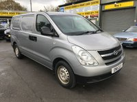 USED 2011 11 HYUNDAI ILOAD 2.5 COMFORT CRDI 1d 114 BHP IN SILVER IN IMMACULATE CONDITION INSIDE AND OUT WITH NO VAT. APPROVED CARS ARE PLEASED TO OFFER THIS HYUNDAI ILOAD 2.5 COMFORT CRDI 1d 114 BHP IN SILVER IN IMMACULATE CONDITION INSIDE AND OUT THE SEATS ARE IN GREAT CONDITION AND THE VAN DRIVES PERFECTLY A TRULY WELL LOOKED AFTER VAN WITH SIDE DOORS AND A GREAT SERVICE HISTORY AND NO VAT.