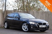 USED 2014 64 BMW 3 SERIES 2.0 320D M SPORT TOURING 5d AUTO 181 BHP £0 DEPOSIT BUY NOW PAY LATER - FULL BMW S/H - HARMAN/KARDON